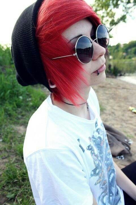 Emo Boy Red Hair Emos Pinterest Boys Emo Boys And