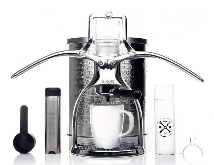 Ruční kávovar ROK Espresso Maker   Čerstvá Káva