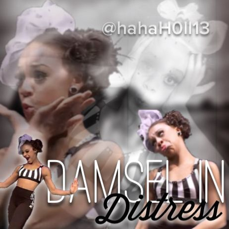 """Credit for this edit to @hahah0ll13. Please leave credit on here. Edit of Dance Moms Nia Frazier solo """"Damsel in Distress"""""""
