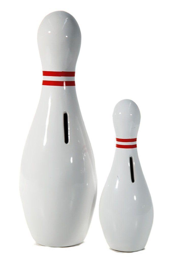 spardose pin kegel bowling ca 19 cm sparb chse geld sparen spielzeug kegeln. Black Bedroom Furniture Sets. Home Design Ideas