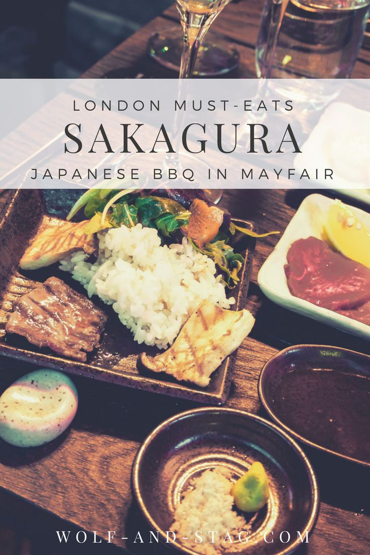 Looking for an affordable, delicious and fun restaurant in London? Sakagura's 'yakiniku' (Japanese barbecue) menu is worth a visit. Read the full review on wolf-and-stag.com | Wolf & Stag