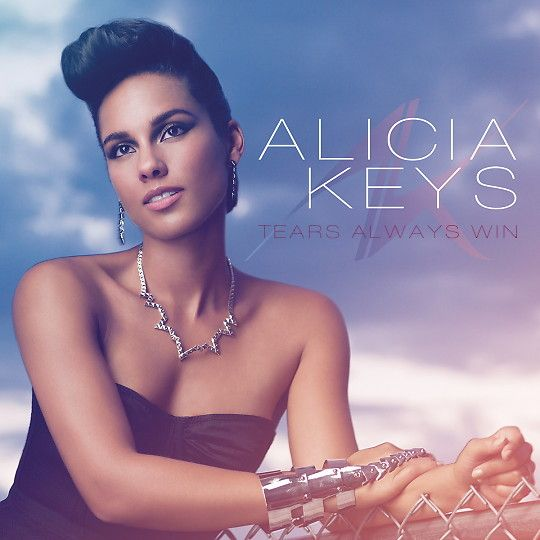 Alicia Keys : Meneuse de revue pour le clip, Tears Always Win - StarsBlog.fr