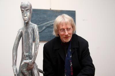 Simo Hlanius kävi Turun piirustuskoulua 1960-luvun lopulla