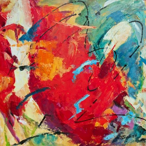 """Mended Heart"""" by  Sharon Sieben"""