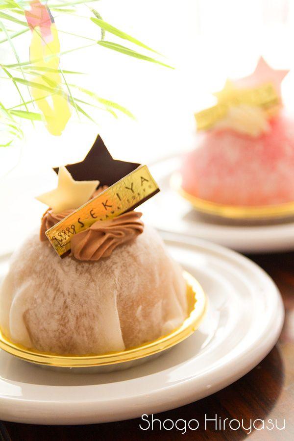 洋菓子セキヤの七夕ケーキ