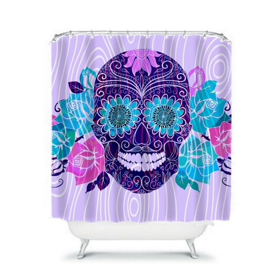 14 best images about sugar skull bed bathroom on pinterest cut paper bathrooms decor and. Black Bedroom Furniture Sets. Home Design Ideas