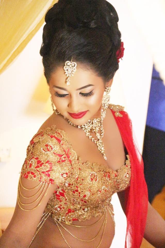 Sri Lankan bride - By Champi Siriwardane