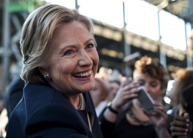 """""""Where are their plan? [To fix health care]... Clinton fired back, tweeting a link to her campaign website, on which she outlined a plan to expand the ACA and reduce out-of-pocket health-care and prescription drug costs, among other things."""" (HC's: """"Right here. Includes radical provisions like how not to kick 23 mil ppl off their coverage. Feel free to run w/it."""")"""