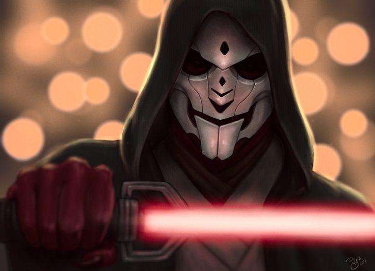 Sith Jedi by iBralui.deviantart.com on @DeviantArt