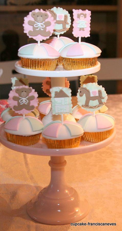 vintage toys cupcakes