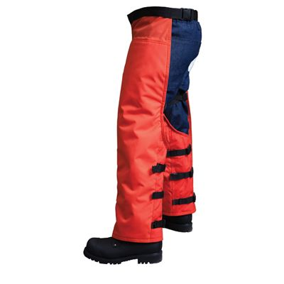 SwedePro™ Chainsaw Chaps – 9 Layer Wrap Style | Chainsaw Protection | Protective Clothing