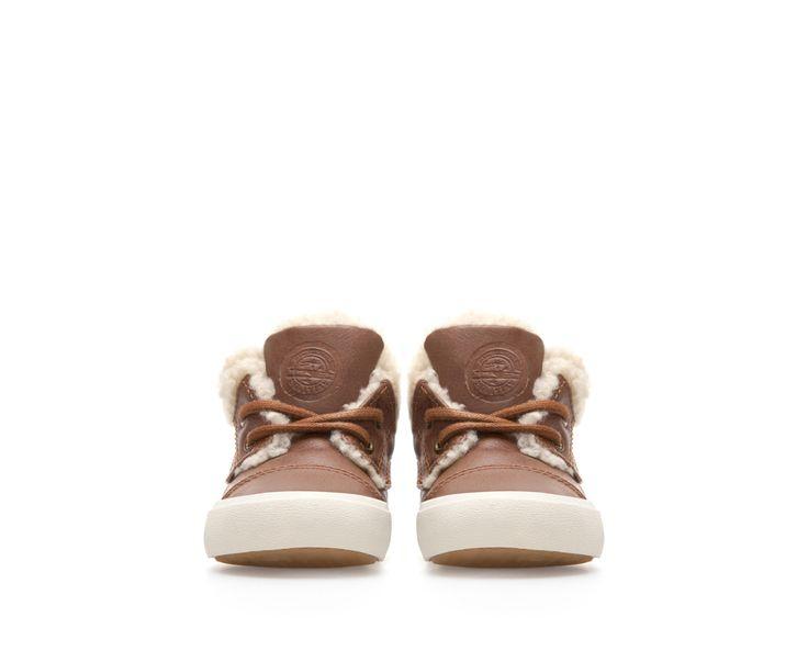 Basket winter doublée - Chaussures - Bébé garçon (3 - 36 mois) - Enfants | ZARA France