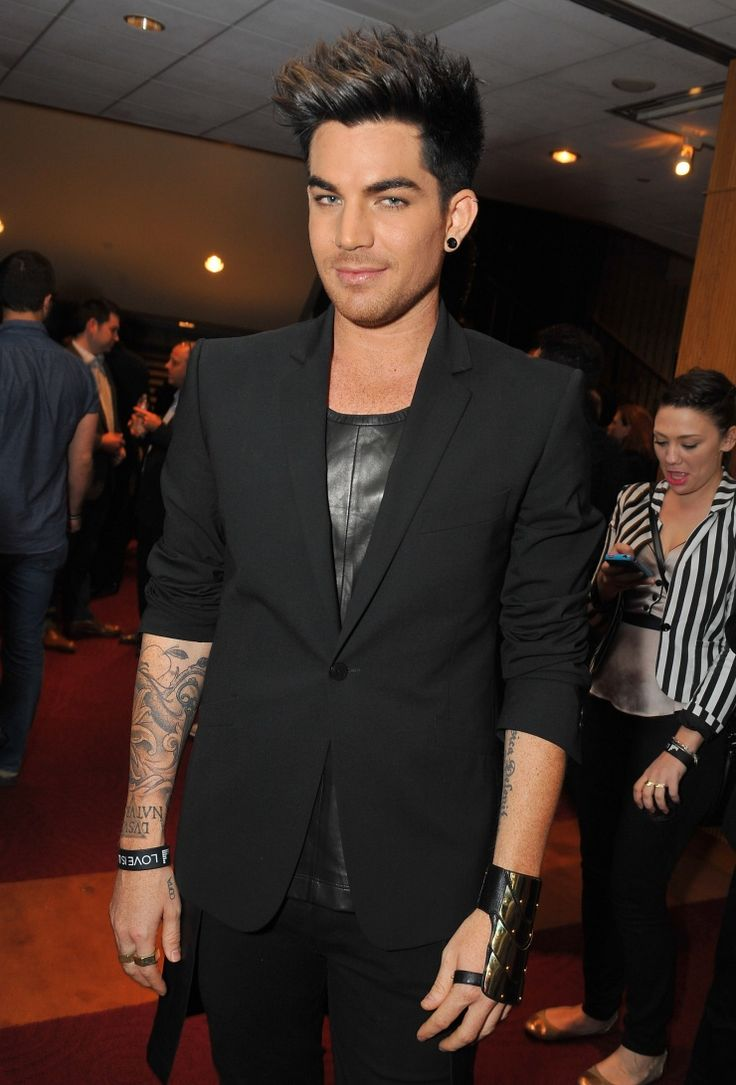 Adam Lambert | GRAMMY.com: Favorit Celebrity, Lambert Serving, Adam Mitchell, Adam Lambert, Celebrity Spots, Celebrity Network, Beverly Hill, Lambert Spots, Bridegroom Premier