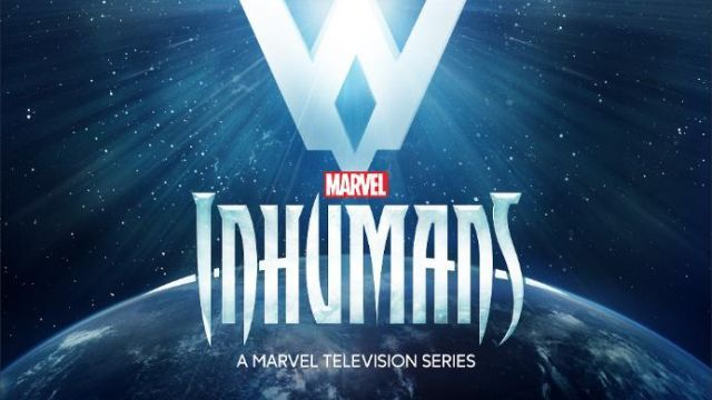 Inhumans Poster Teases the New Marvel TV Series   Inhumans poster teases the new Marvel TV series  Marvel Entertainment and ABC have officially released the teaser poster for the upcoming Marvels Inhumans which features Black Bolts trademark chest insignia over the Earth. Check out the Inhumans poster inthe gallery below!  In Marvels Inhumans after the Royal Family of Inhumans is splintered by a military coup they barely escape to Hawaii where their surprising interactions with the lush…