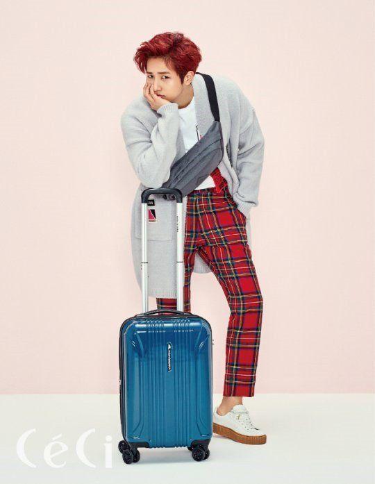 B1A4 Shows Their Best Collegiate Looks in 'CeCi' Magazine | Koogle TV