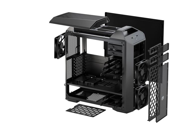 In this post, we will cover some of the best pc cases you can buy for your gaming computer. These cases will help you in building a good gaming PC in 2016.