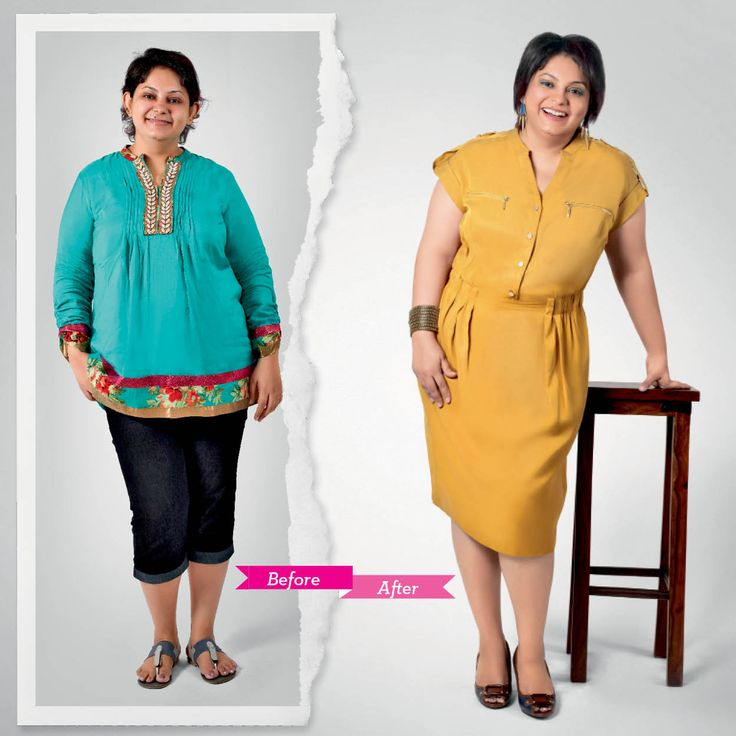 The makeover gave me a better understanding of how to choose my clothes keeping in mind my body type -- Shalini Kriplani Jain, entrepreneur  GH Style Tips: A few highlights lift an otherwise simple hairdo to glamorous. Solid colours and simple silhouettes work best for fuller figures.