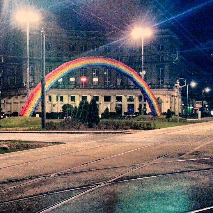 Warszawa - Plac Zbawiciela
