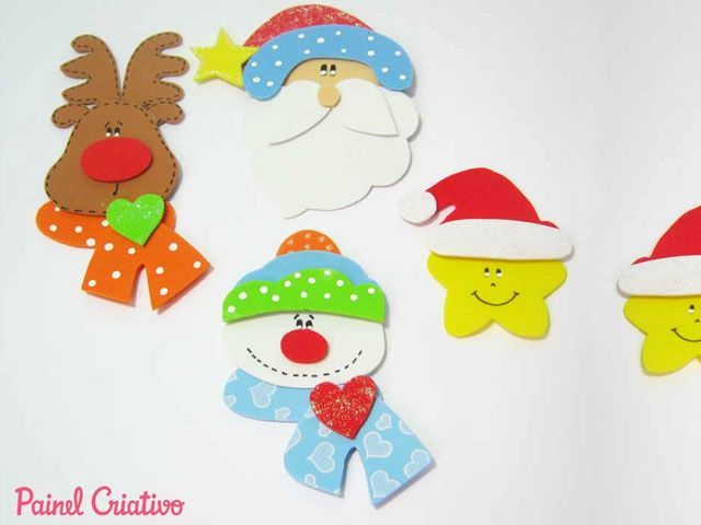 Christmas Tree Ornaments Kids Make