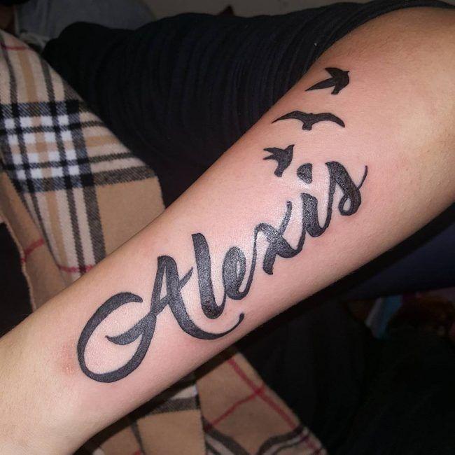 Tattoo Mit Name