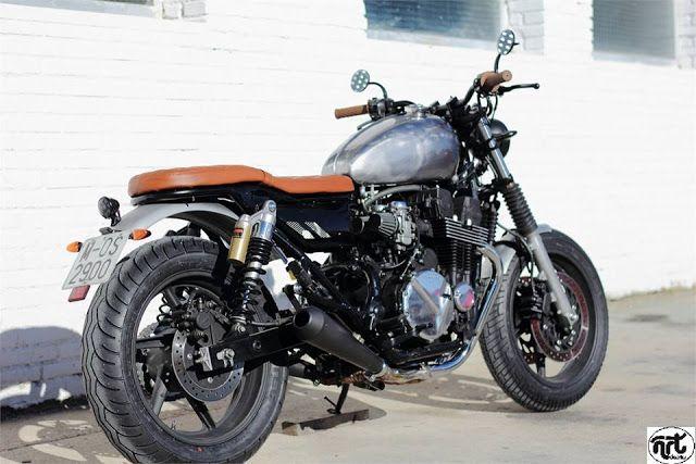 Honda CB750 By ÑRT Classics