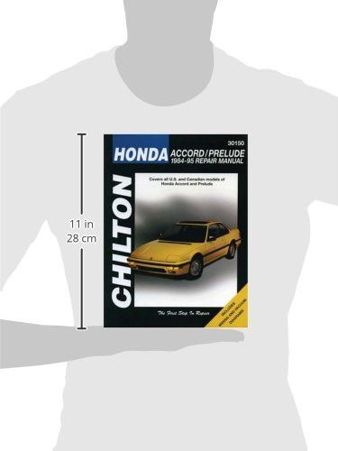 8 best my 90 honda accord images on pinterest honda accord car honda accord and prelude 1984 95 chilton total car care series manuals fandeluxe Choice Image