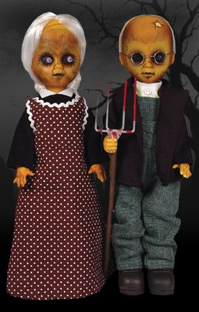 Ideas for Jen: Living Dead Dolls American Gothic 1