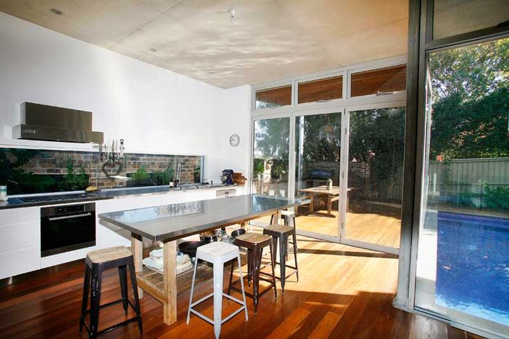 Rammed Earth Coogee House