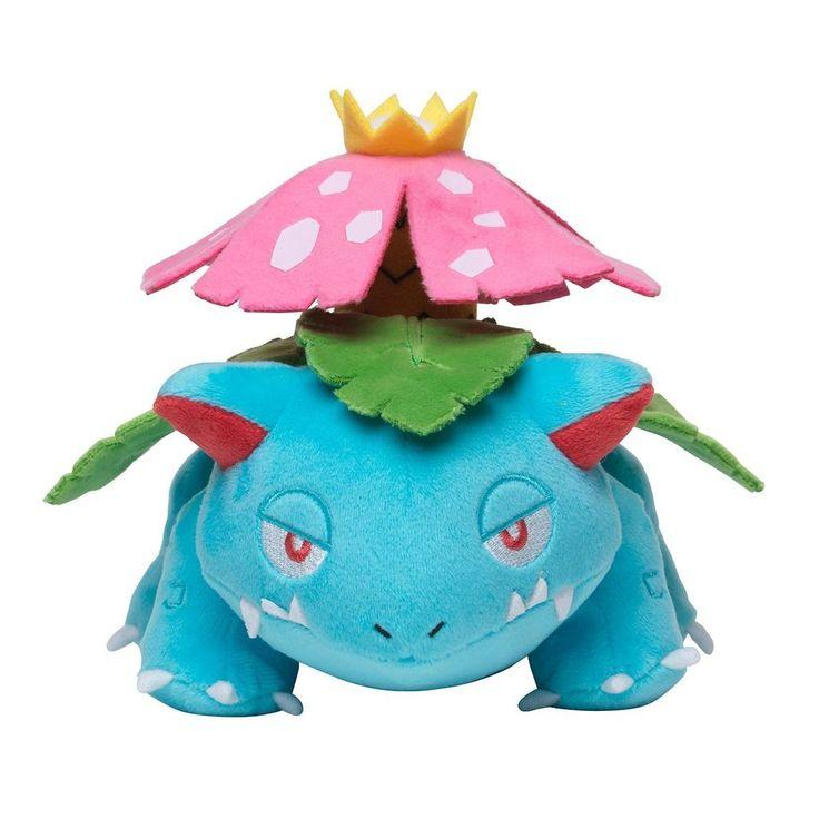 Pokemon Center Venusaur Bisaflor Florizarre Plush Doll.shopper bag With gifts #PokemonCenter