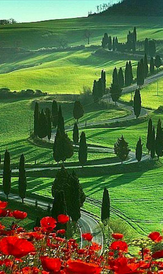 Un beau paysage!!