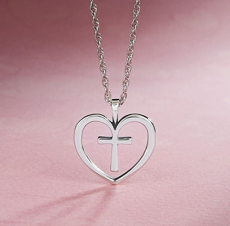 Christ's Love Pendant from James Avery Jewelry #jamesavery