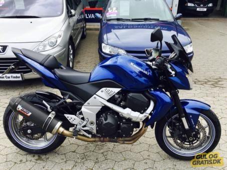 Kawasaki z750 74.000,00kr.  | 9550
