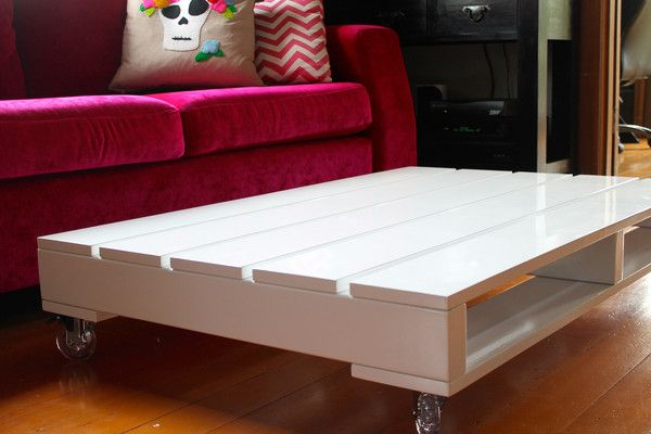Pallet style coffee table - made to order | Miss Lolo