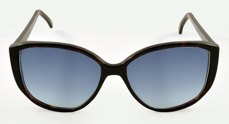 'The Bronte'. Classic oversize sunglasses made right here in Australia!