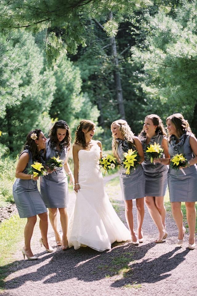 18 best Bridesmaids images on Pinterest | Marriage, Bride dresses ...