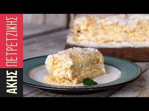 Κορμός Σοκολάτας (Μωσαικό) | Kitchen Lab by Akis Petretzikis - YouTube