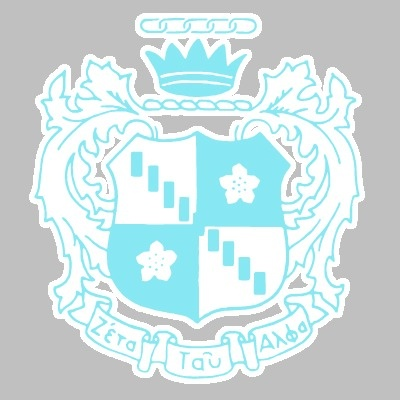 npcsororities:    Zeta Tau Alpha Crest