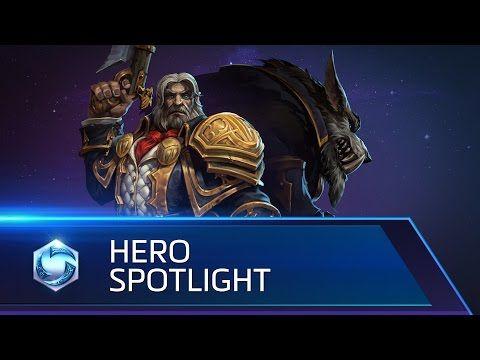 Greymane Spotlight – Heroes of the Storm - YouTube