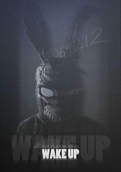 Donnie Darko Art Print