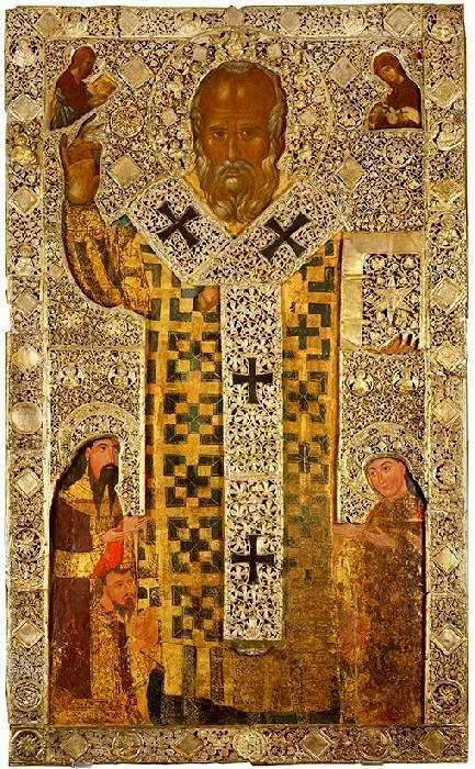Подарок serb царя Св.Николай, Bare - полный экран
