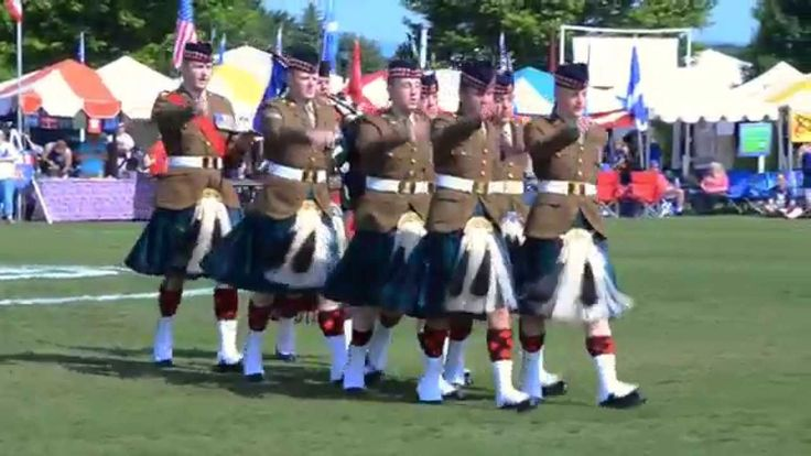 highland games memorial day weekend