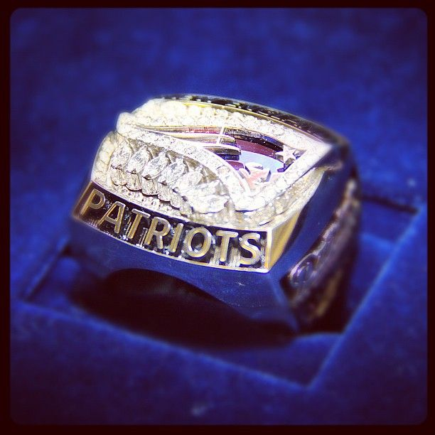 AFC Championship Ring   #Instagram #Patriots...where's mine!?!?!