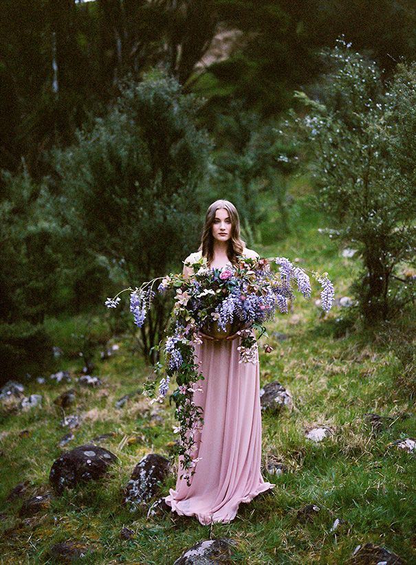 in shades of lilac | image via: hello may