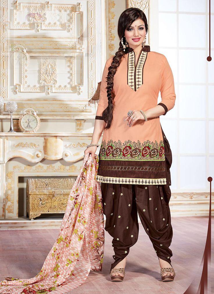 Light Pink Punjabi Patiala Dress Material @ http://www.suratwholesaleshop.com/salwar-kameez/anarkali-suits?view=catalog  Whats App @ +91-7622968934  #Wholesalesalwarsuits #Bulksalwarsuits #Bulksalwarsuits #Onlinesalwarsuits #Salwarkameez