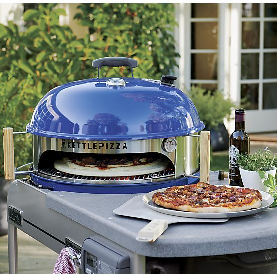 Kettle Pizza Deluxe USA | Crate and Barrel