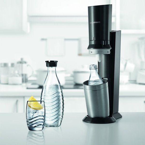 Superb SodaStream Crystal titan Wassersprudler im Preisvergleich Angebote vergleichen und zum g nstigen Preis sicher online