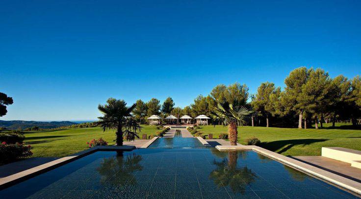 Hotel Spa Var Hôtel du Castellet 5 étoiles Luxe SITE