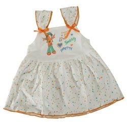 Cotton Baby wear for Girl (6 month - 2 years) to Bangalore, Karnataka Rs. 580 / USD 9.67