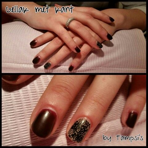 Gellac with foil by Tampsi's