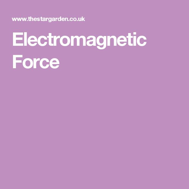 QuantumElectrodynamics Electromagnetic Force